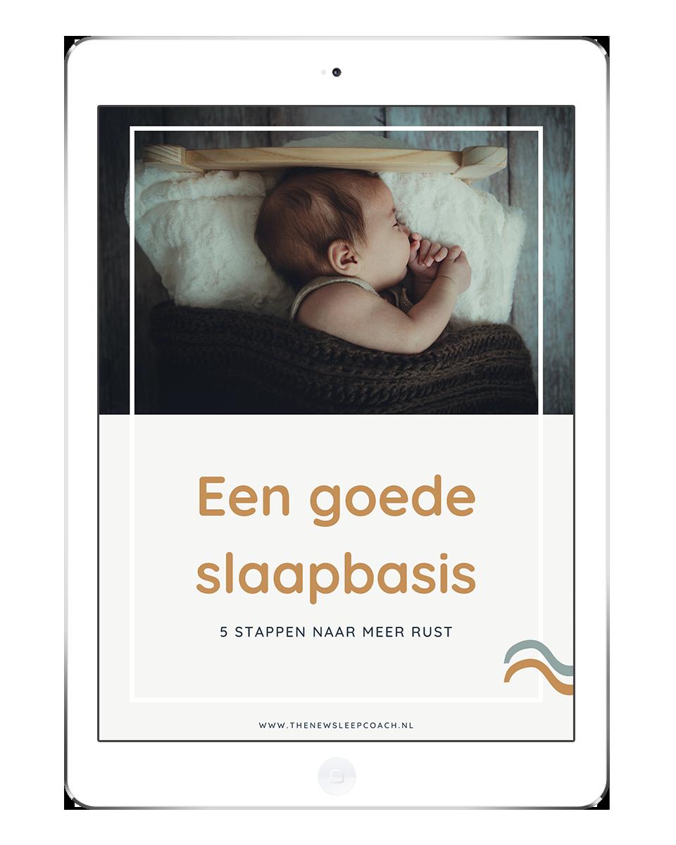 Ebook: een goede slaapbasis - The New Sleepcoach